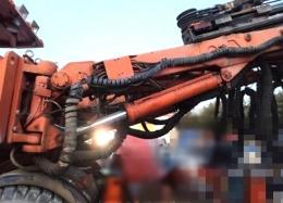 천공기(중고천공기)탐록AXERAT11JP-315(3붐)급판매