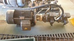 50마력현대모터+TOKIMEC펌프 PH80