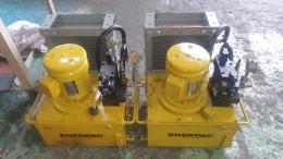 ENERPAC 전동펌프 [SPJ7127-PE3145A] 1.5kW 4P AC200V