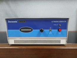 DURASONIC ULTRASONIC GENERATOR [1200W. 28K, 220V 60Hz]