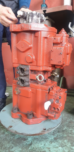 KAWASAKI 더블피스톤펌프 [K3V112DT]