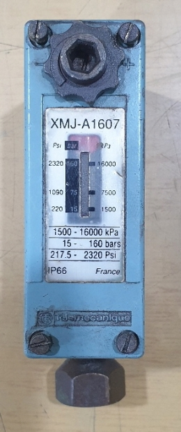 Telemecanique 압력스위치 [XMJ-A1607]