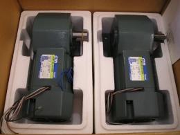 NISSEI GTR인덕션기어드모터 [HLMN-18R-30-S60W] 다리장착형 직교축