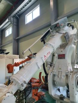 중고로봇, 중고로보트, 산업용로봇, 산업용 로보트, 나치로봇, SC400LC, 다관절로봇, 6관절로봇, 나찌로봇
