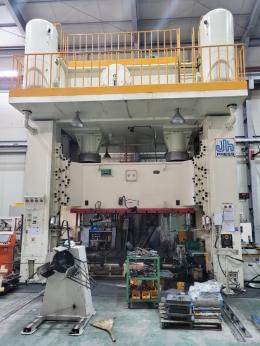 J&H(한얼) 트랜스퍼 800톤-로봇자동화포함 (2016년 6월)