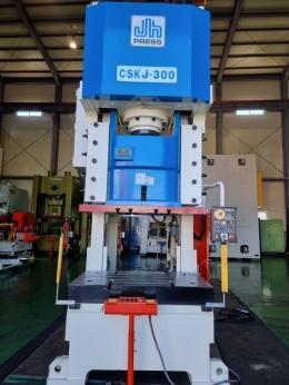 J&H(한얼) C형 너클 300톤  (2019년 3월)
