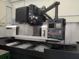 중고머시닝센터 LCV850 BT50 7K Geared Type Chip conveyor DataServer AICC2